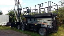 Scissor lift UpRight LX50 - 17m