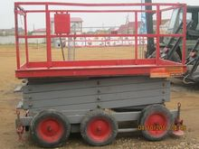 Self-propelled lift Saxi 7 - 8,