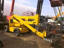 Used Articulated lif