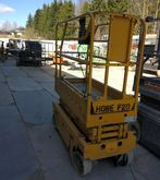 Scissor lift Haulotte Optimum 8