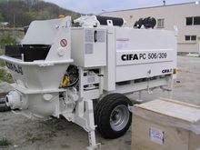 Used Concrete pump C