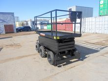 Self-propelled lift Saxi 8 - 9.