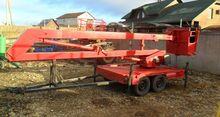 Pull crank lift EUROLIFT RTT 14