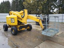 Used Boom lifts Tere