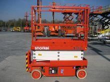 Scissor lift Snorkel S1930 - 7,