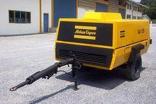 Atlas Copco XAS 125 compressor,