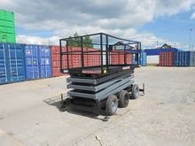 Self-propelled lift Saxi 9 - 10