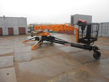 Trailed telescopic lift OMME 25