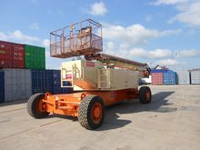 Telescopic lift JLG 150 HAX - 4