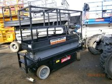 The scissor lift JLG 2033 - 8,1