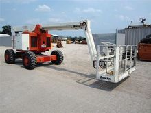 Boom lifts Snorkel AB60J - 20,3