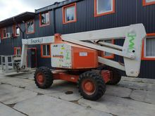 Used Boom lifts Snor