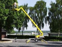 Trailer telescopic lift OMME 13