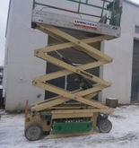 Scissor lift JLG 2030 ES - 8,1m