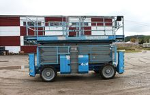 Used Scissor lift Ge