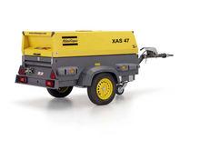 Atlas Copco XAS 47 compressors,