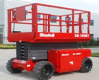 Scissor lift Mantall XD140RT -