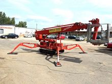 Used Lift Spider Teu