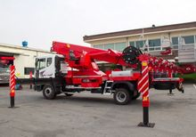 Truck-mounted aerial platform 4
