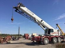 Self-propelled crane Link-Belt