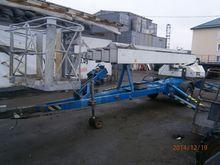 Pull telescopic boom lift DENKA