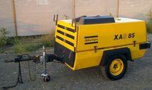 Atlas Copco XAS 85 compressor,