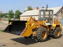 Front loader ТО-18 (Amkodor 332