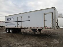 2001 KIDRON 36 foot water/ferti