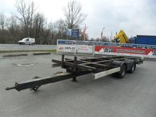 2008 Krone ZZ BDF Nosič kontejn