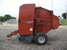 Used 2008 AGCO 5556A