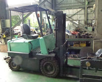 SHINKO 5FB-25Z Battery Forklift