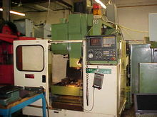OKK PCV-40 Vertical Machining C