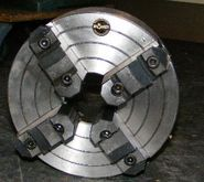 "8"" Rohm 4-Jaw Independant Chuck"