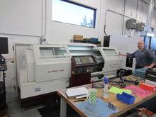 2002 Harrison Alpha 400U CNC La