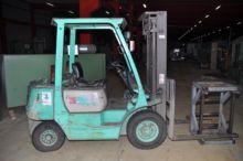 1992 Forklift Mitsubishi 2,5ton
