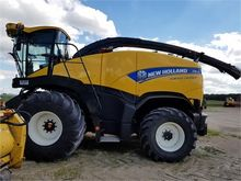 2014 NEW HOLLAND FR850