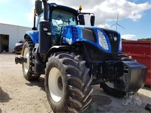 Used 2015 HOLLAND T8