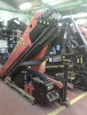 Truck crane Palfinger PK7501 /