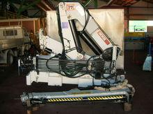PM 19 used truck crane
