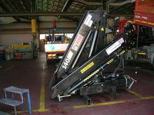Crane trucks Hiab 140 / AW used