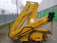 Truck mounted crane Copma C 123