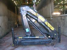 Used PALFINGER pk 6700 A Crane