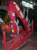 Used Crane HMF 823 c