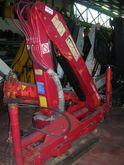 Used Crane HMF 823 i