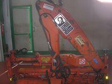 Used Crane Hiab 650