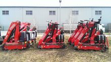 Used Fassi cranes in