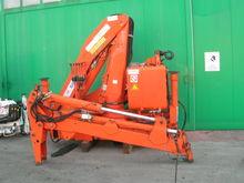 Fassi 200.22 + Jib truck crane
