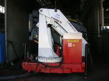 Truck mounted crane Bonfiglioli