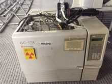 Shimadzu Gas Chromatograph GC-1