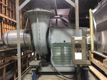 Rooftop Blower Radial Fume Exha